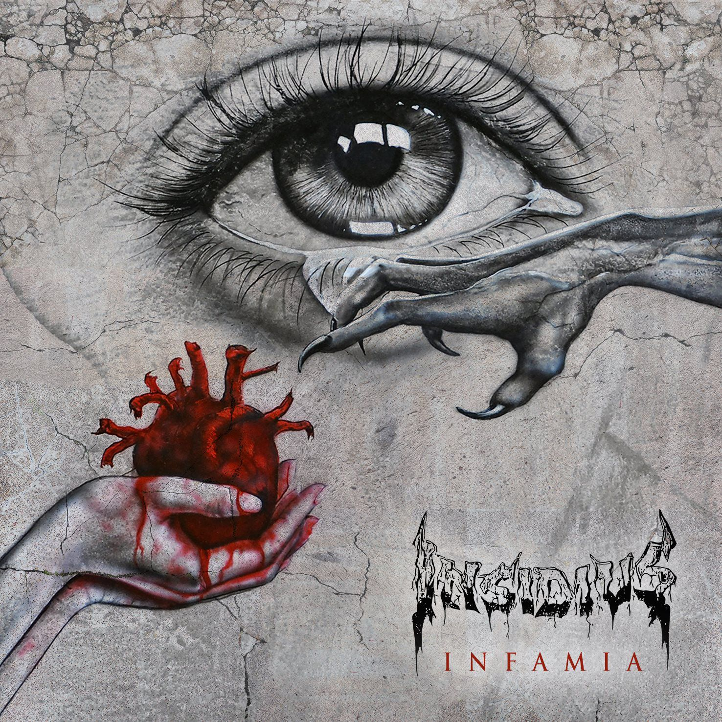 Insidius: Infamia - Death metal album
