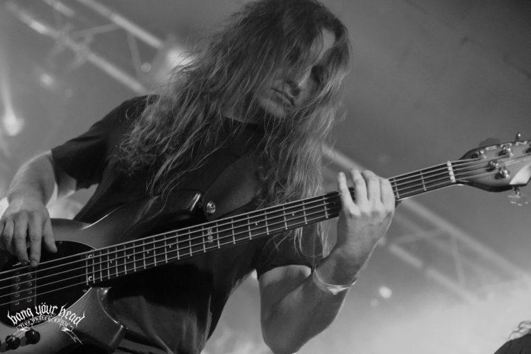 "Insidius - Death metal music - Olsztyn ""Nowy Andergrant"" 4.04.2019"