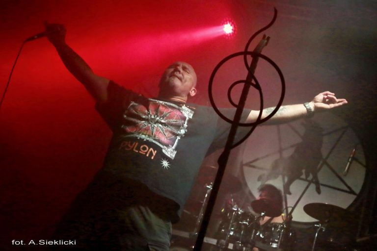 """Concert from the XXXV Years of Chaos tour in the club """"Od Nowa"""" 1.09.2018 Toruń"""