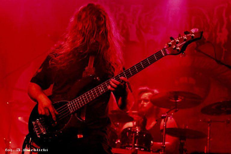 """Death metal concert in Gdańsk """"B90"""" 2.09.2018"""