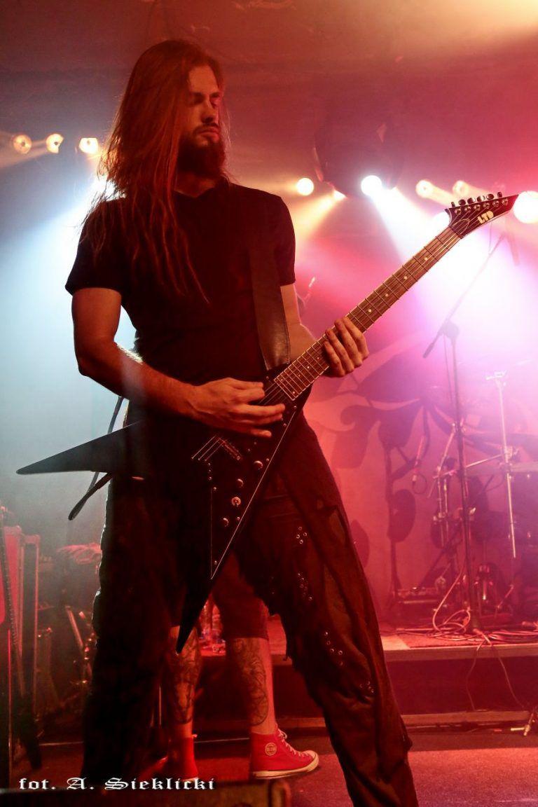 "Death metal concert in Lublin ""Graffiti"" 5.09.2018"